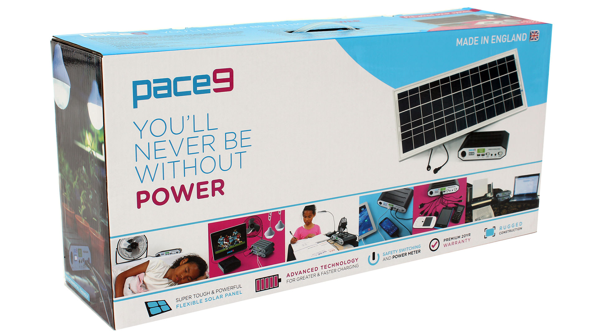 pace9 – 10k dual solar system kit