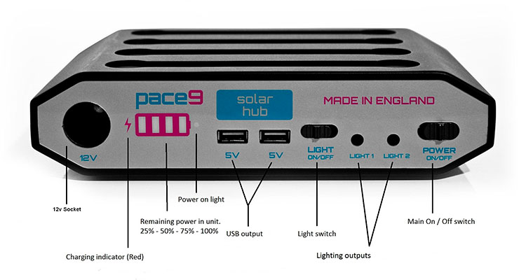 pace9 – solar hub