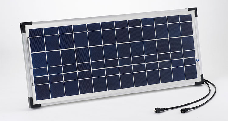 pace9 - 20wp solar panel