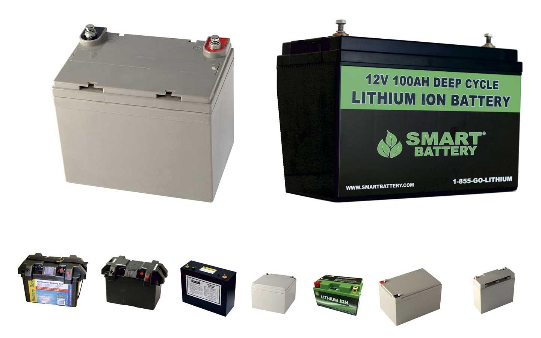 pace9 - solar batteries
