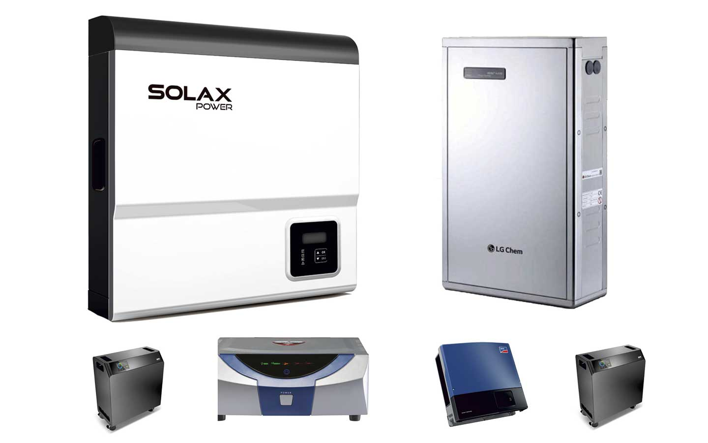 pace9 - Solar Energy Storage System